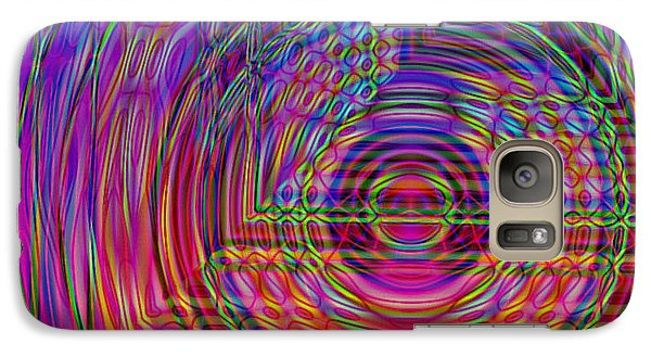 Galaxy Case featuring the digital art Digets by David Pantuso