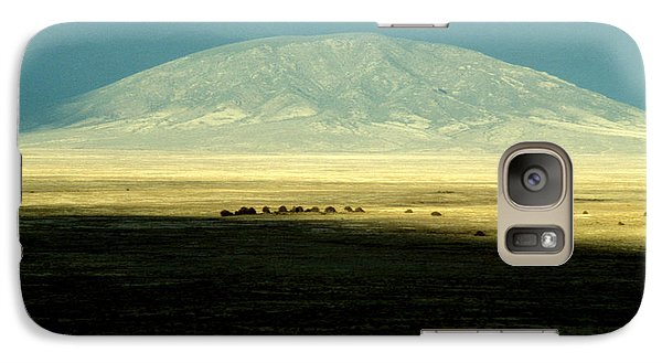 Galaxy Case featuring the photograph Dome Mountain by Brent L Ander