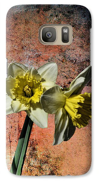 Galaxy Case featuring the photograph Double Daf by Rick Friedle