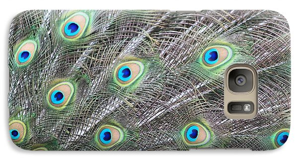 Galaxy Case featuring the photograph Dragon Eyes by Amy Gallagher