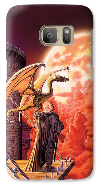 Dragon Lord Galaxy S7 Case by The Dragon Chronicles - Robin Ko
