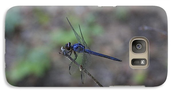 Galaxy Case featuring the photograph Dragonfly by Jerry Bunger