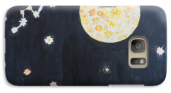 Galaxy Case featuring the painting Dream by Sonali Gangane