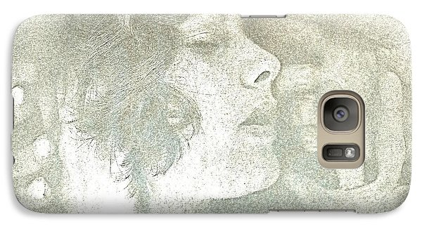 Galaxy Case featuring the photograph Dreaming by Rory Sagner