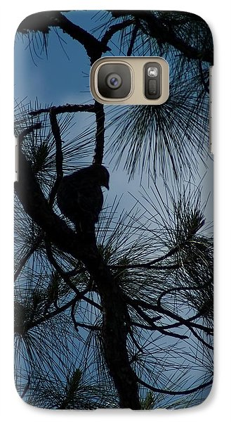 Galaxy Case featuring the photograph Dusk by Joseph Yarbrough
