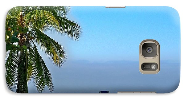Galaxy Case featuring the photograph Early Morning Trinidad Cuba by Lynn Bolt