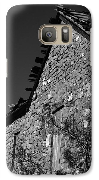 Galaxy Case featuring the photograph Echoes Of Another Time by Vicki Pelham