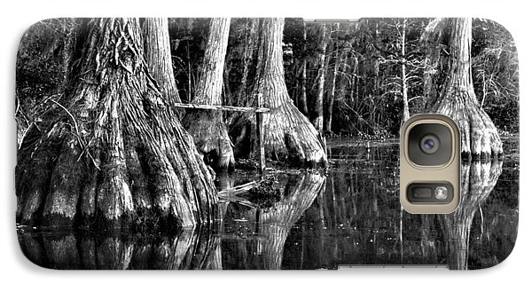 Galaxy Case featuring the photograph Elephant Feet by Dan Wells