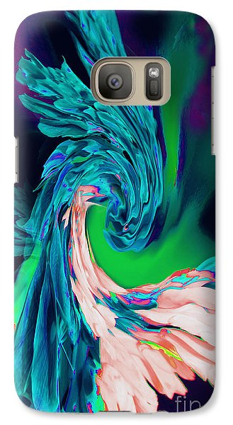 Galaxy Case featuring the photograph Enveloped In Love by Cindy Lee Longhini