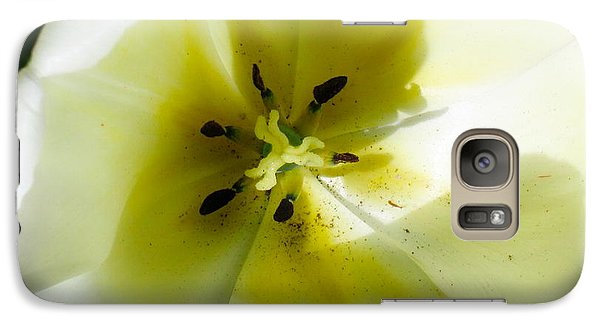 Galaxy Case featuring the photograph Ethereal by Rory Sagner