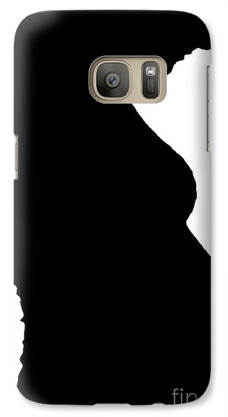 Galaxy Case featuring the photograph Expect by Amy Sorrell