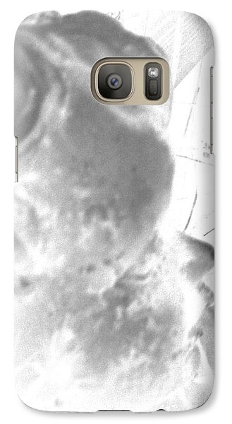 Galaxy Case featuring the photograph Fading Memories Of A Baby by Renee Trenholm