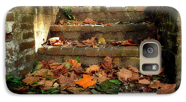 Galaxy Case featuring the photograph Fall by Brian Hughes