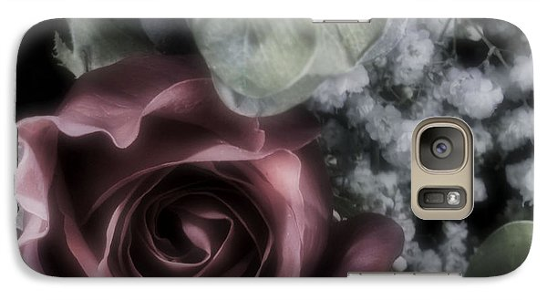 Galaxy Case featuring the photograph Feel My Breath by Janie Johnson