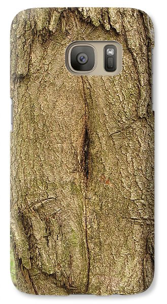 Galaxy Case featuring the photograph Female Tree by John Crothers