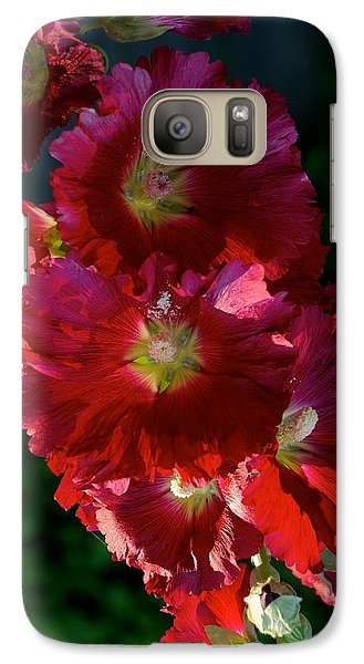 Galaxy Case featuring the photograph Fertile by Joseph Yarbrough