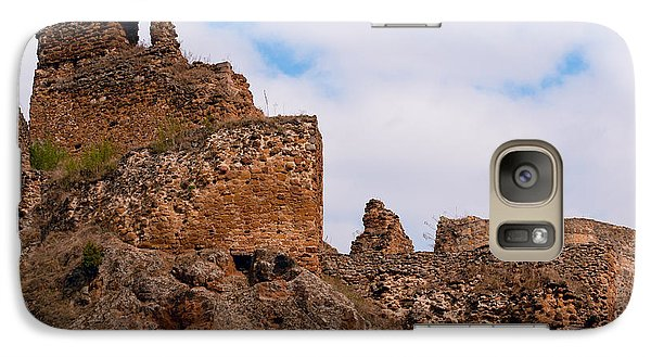 Galaxy Case featuring the photograph Filakovo Hrad - Castle by Les Palenik