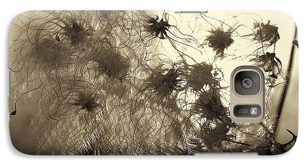 Galaxy Case featuring the photograph Filaments by Eunice Gibb