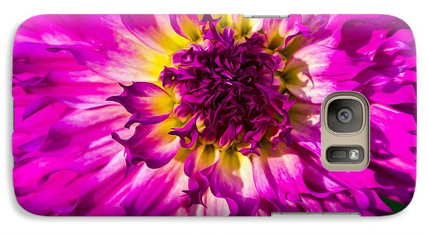 Galaxy Case featuring the photograph Fire Fox by Ken Stanback