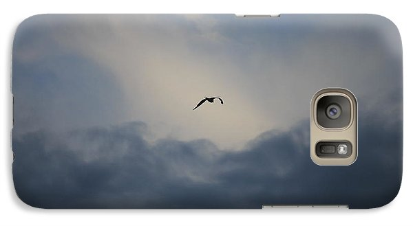 Galaxy Case featuring the photograph Flight To Heaven by Penny Meyers