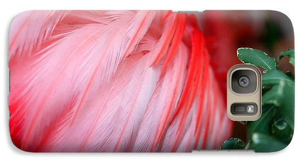 Galaxy Case featuring the photograph Flora And Fauna Number One by Lon Casler Bixby