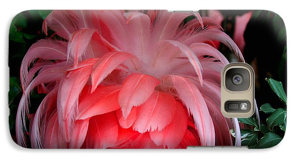 Galaxy Case featuring the photograph Flora And Fauna Number Two by Lon Casler Bixby