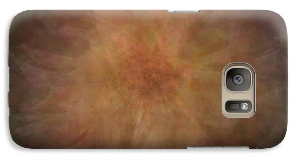 Galaxy Case featuring the photograph Floral Collage by Jeanette C Landstrom
