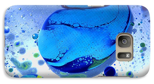 Galaxy Case featuring the photograph Fluidism Aspect 166 Photography by Robert Kernodle