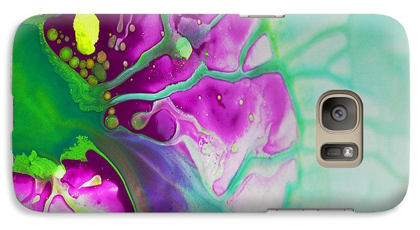 Galaxy Case featuring the photograph Fluidism Aspect 524 Photography by Robert Kernodle