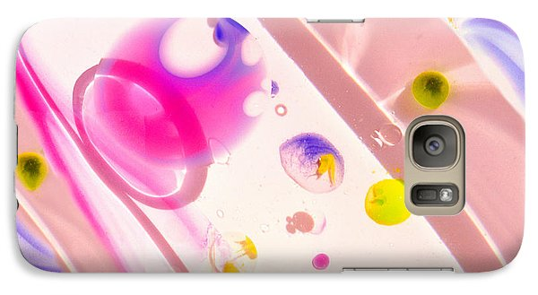 Galaxy Case featuring the photograph Fluidism Aspect 561 Photography by Robert Kernodle