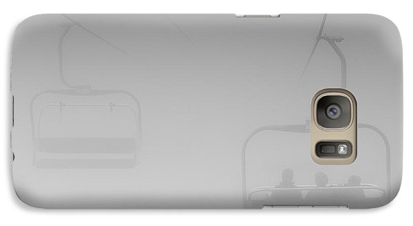 Galaxy Case featuring the photograph Fog by Eunice Gibb