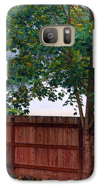 Galaxy Case featuring the photograph Fog In Olympia by Jeanette C Landstrom