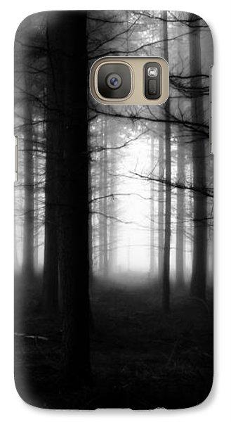 Galaxy Case featuring the photograph Forest Of Dean by Mariusz Zawadzki