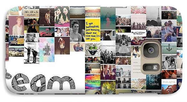 Galaxy Case featuring the photograph Forever Dreams by Holley Jacobs
