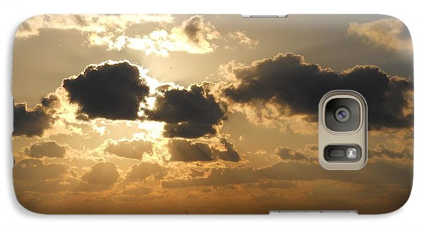 Galaxy Case featuring the photograph Fort Lauderdale Sunrise by Clara Sue Beym