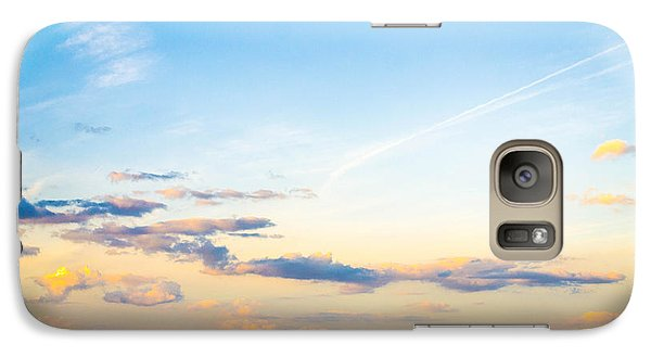 Galaxy Case featuring the photograph Forte Clinch Pier by Shannon Harrington