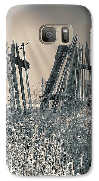 Galaxy Case featuring the photograph Freedom by Mary Almond