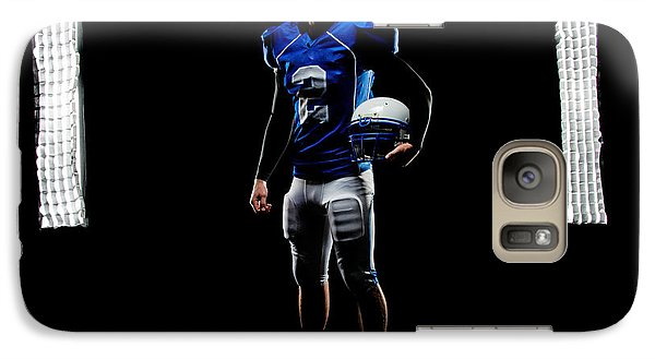 Galaxy Case featuring the photograph Friday Night Lights by Jim Boardman