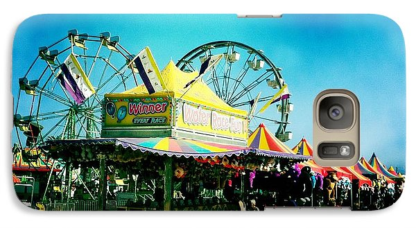 Galaxy Case featuring the photograph Fun At The Fair by Nina Prommer
