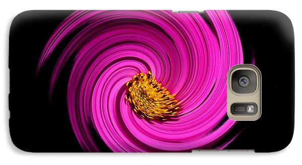 Galaxy Case featuring the photograph Galaxy by Sylvie Leandre