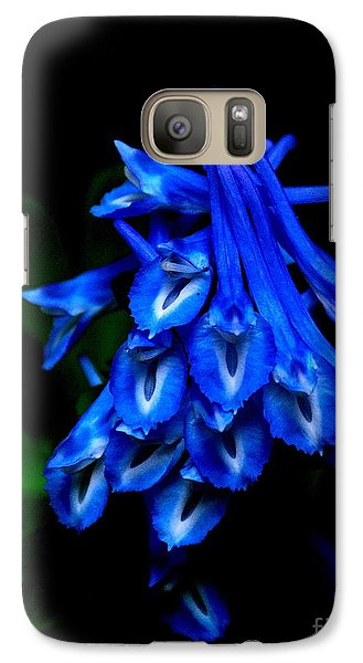 Galaxy Case featuring the photograph Garden Jewel by Tanya  Searcy