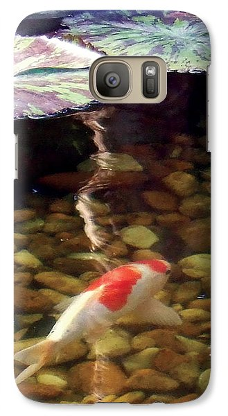 Galaxy Case featuring the photograph Give Me Shelter by Dan Menta