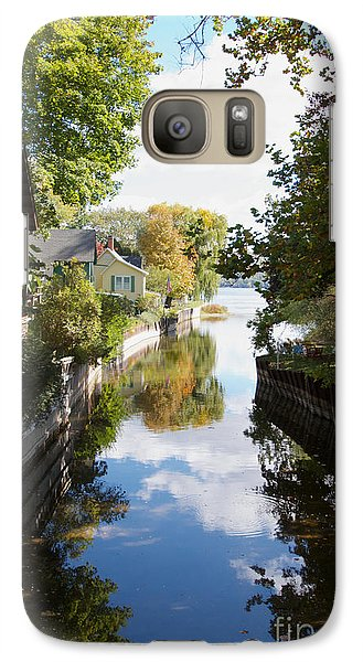 Galaxy Case featuring the photograph Glenora Point by William Norton