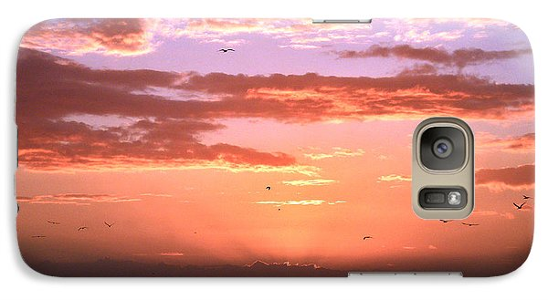 Galaxy Case featuring the photograph Glorious by Brian Wright