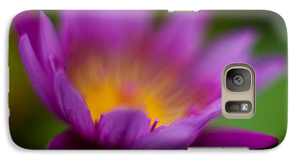 Glorious Lily Galaxy Case by Mike Reid