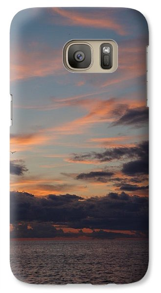 Galaxy Case featuring the photograph God's Evening Painting by Bonfire Photography
