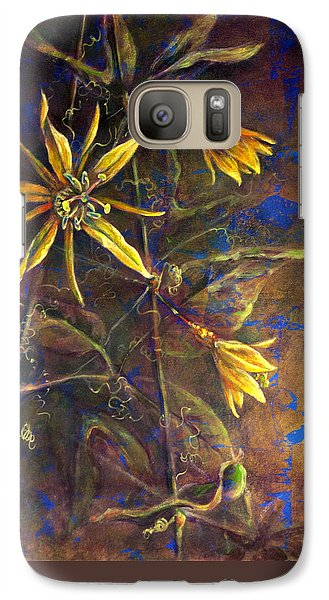 Gold Passions Galaxy S7 Case