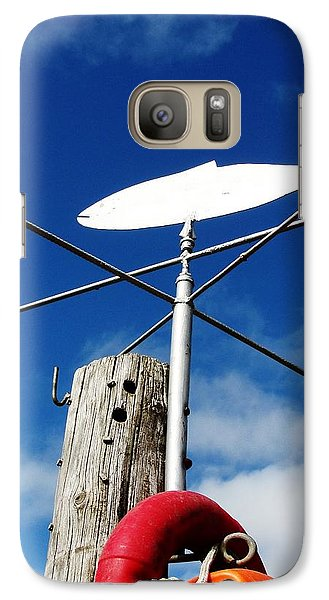 Galaxy Case featuring the photograph Gone Fishing by Charlie and Norma Brock