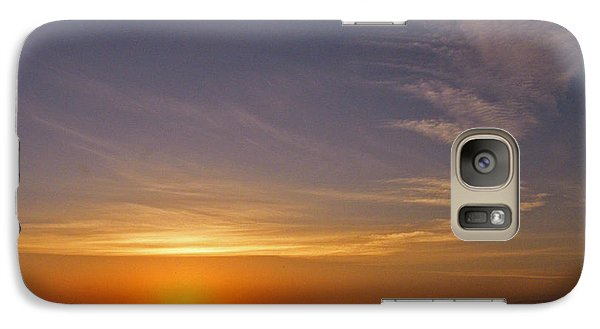 Galaxy Case featuring the photograph Good Morning by Brian Wright