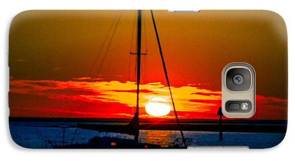 Galaxy Case featuring the photograph Good Night by Shannon Harrington